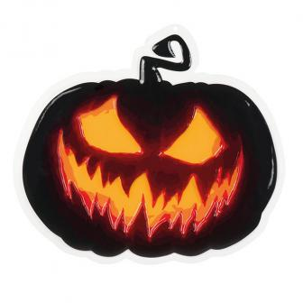 "3D-Wanddeko ""Creepy Pumpkin"" 45 x 40 cm"