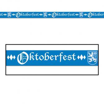 """Absperrband """"Oktoberfest"""" 6 m"""
