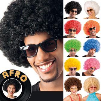 Afro Perücke