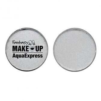 Aqua Make-up Perlglanz 15 g-silber