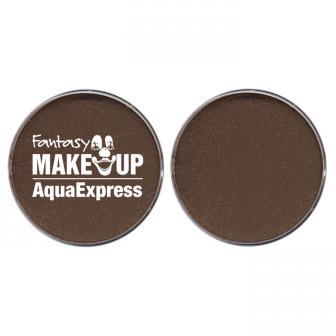 Aqua-Schminke 15 g-dunkelbraun