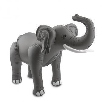 Aufblasbarer Elefant 75 cm