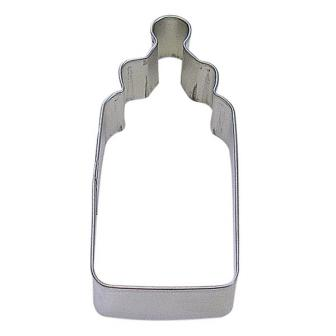 """Ausstecher """"Babyflasche"""" 10 cm"""