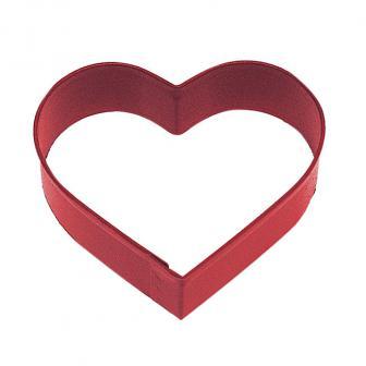 """Ausstecher """"Romantisches Herz"""" 8 cm"""