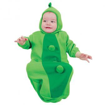"""Baby-Kostüm """"Kleine Erbse"""" 2-tlg."""