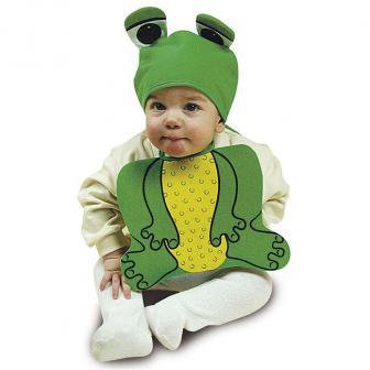 """Baby-Kostüm """"Kleiner Frosch"""" 2-tlg."""