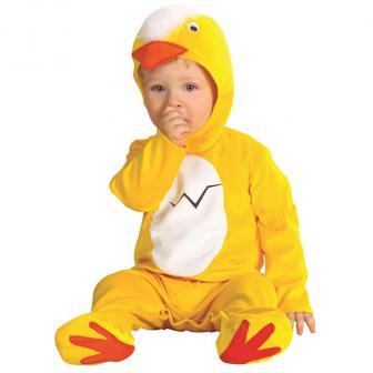 """Baby-Kostüm """"Niedliches Küken"""" 2-tlg."""
