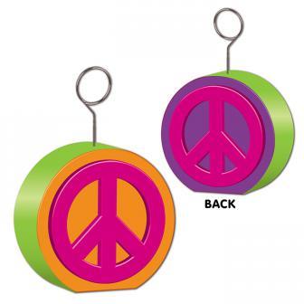 "Ballongewicht ""Peace"""