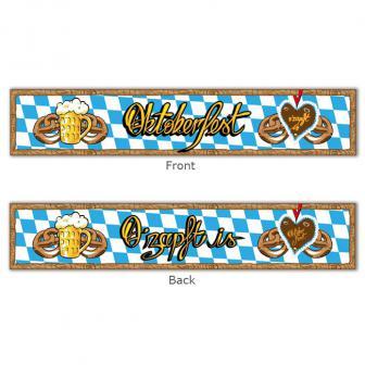 "Banner ""Oktoberfest"" 13 x 70 cm"