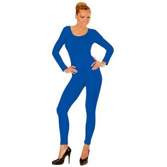 Blauer Ganzkörper-Body