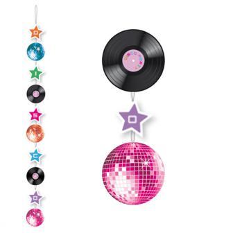 "Deckenhänger ""Disco Night"" 185 cm"