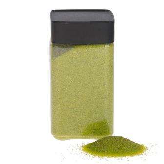 Deko-Sand 600 gr-grün