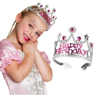 "Diadem für Kinder ""Happy Birthday"""