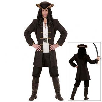 Edler Piraten-Mantel für Herren