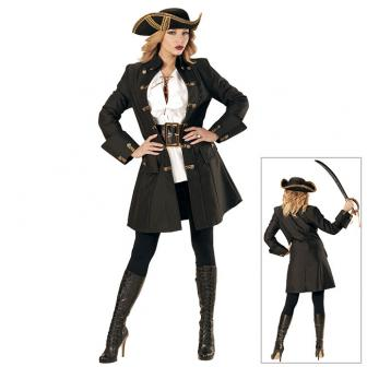 Edler Piraten-Mantel für Frauen