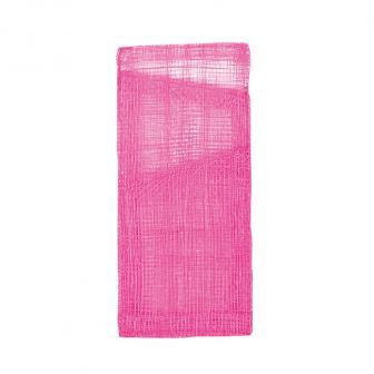 Einfarbige Bestecktaschen 4er Pack-pink