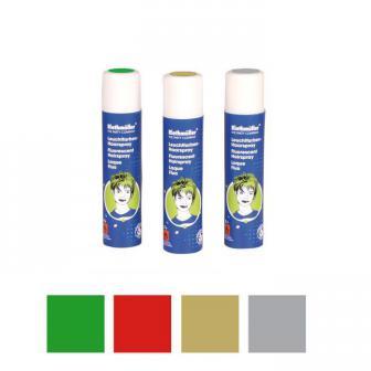 Farbiges Haarspray auswaschbar 100 ml-grün