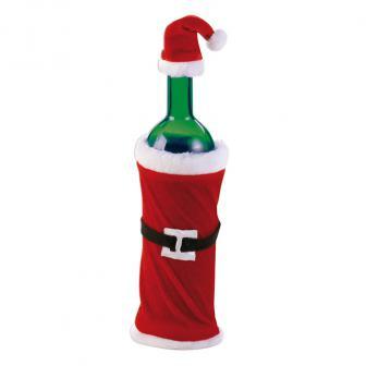 """Flaschendeko """"Weihnachten"""" 2-tlg."""