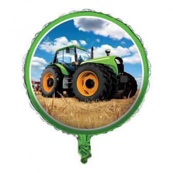 "Folienballon ""Traktor Time"" 45 cm"