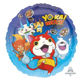 """Folienballon """"Yo-Kai Watch"""" 43 cm"""