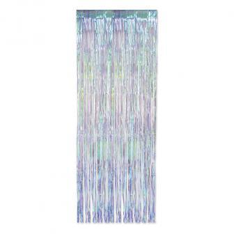 """Fransen-Türvorhang """"Schillernde Pracht"""" 91 x 244 cm"""