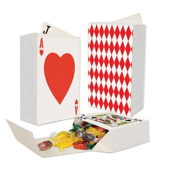 "Geschenkboxen ""Spielkarten"" 3er Pack"