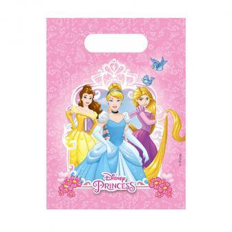 """Geschenktütchen """"Disney - Hübsche Prinzessinnen"""" 6er Pack"""