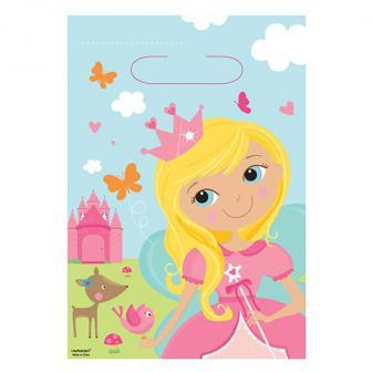 """Geschenktütchen """"Liebliche Prinzessin"""" 8er Pack"""