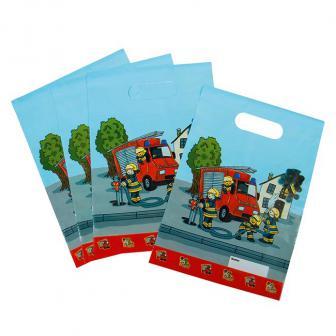 """Geschenktütchen """"Schnelle Feuerwehr"""" 8er Pack"""