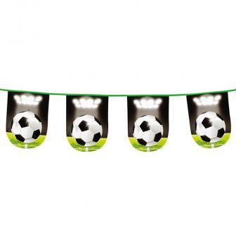 """Girlande """"Fußball-Traum"""" 6 m"""
