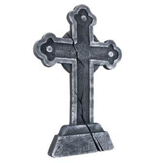 """Grabstein aus Styropor """"Halloween"""" 60 cm"""