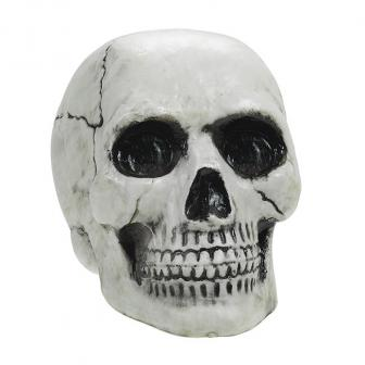 Gruseliger Totenkopf 13 cm