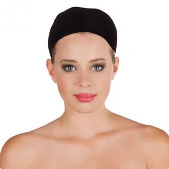 Haarnetz für Perücken schwarz