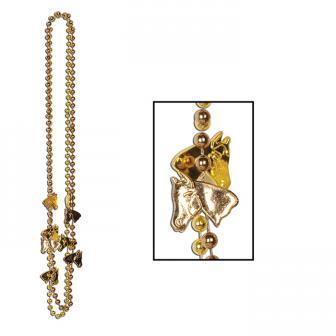 """Halskette """"Goldene Pferde"""" 2er Pack"""