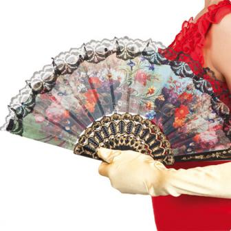 """Handfächer """"Granada"""" 40 cm"""