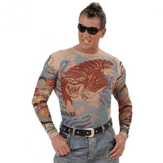 "Herren-Tattoo-Shirt ""Biker"""