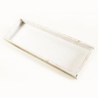 """Holz-Tablett """"Shabby Chic"""""""