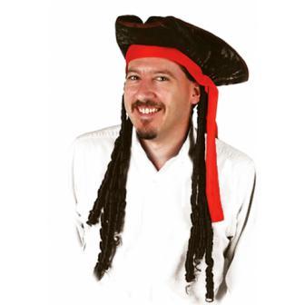 "Piratenhut ""Captain Jack"""