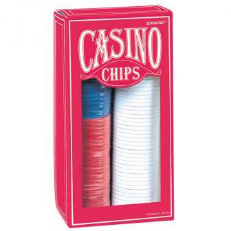 """Jeton-Set """"Pokerabend"""" 150er Pack"""