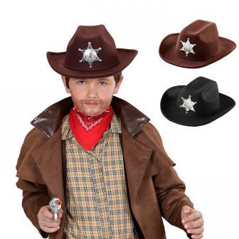 "Kinder Cowboy-Hut ""Sheriff"""