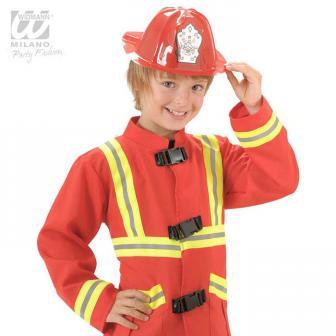 Kinder-Feuerwehrhelm aus PVC