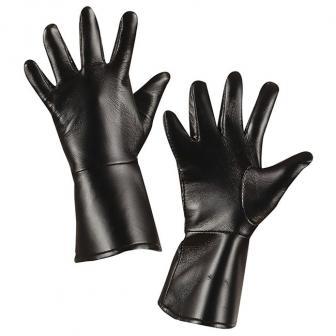Kinder-Handschuhe aus Kunstleder