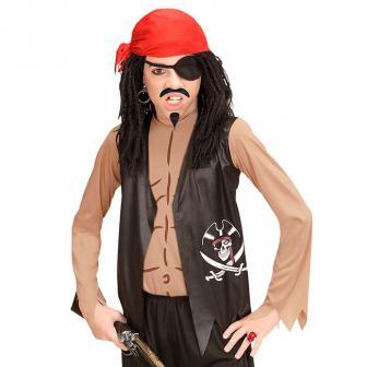 "Kinder-Kostüm ""Mutiger Pirat"" 3-tlg.-Größe 158"