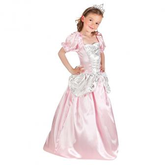 "Kinder-Kostüm ""Rosen-Prinzessin"" 2-tlg."