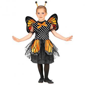 Kinder-Kostüm Schmetterling 3 tlg.