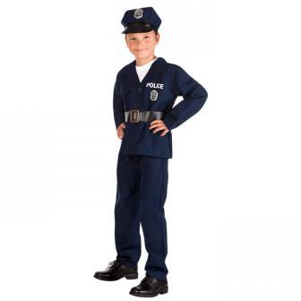 "Kinder-Kostüm ""Stolzer Polizist"" 4-tlg."