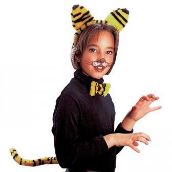 """Kinder-Set """"Tiger"""" 3-tlg."""
