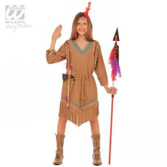 """Kinder-Kostüm """"Indianermädchen"""" 3-tlg."""