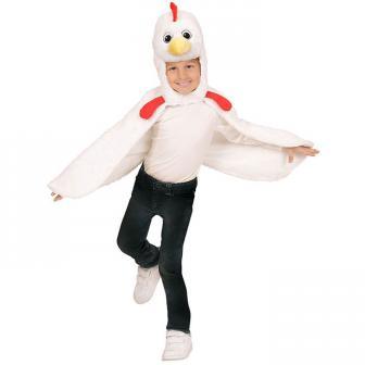 """Kinder-Kostüm """"Hühnchen-Cape"""""""