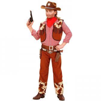 """Kinder-Kostüm """"Wilder Cowboy"""" 5-tlg."""